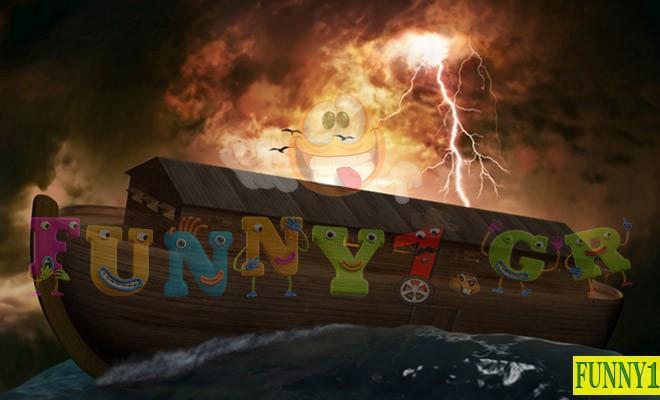 Κορυφαίο ανέκδοτο: Ο δεύτερος κατακλυσμός του Νώε.