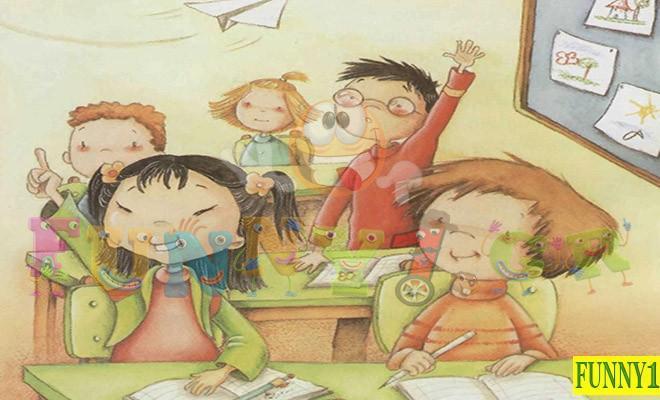 Ανέκδοτο: Η δασκάλα ρωτάει τα παιδιά στη τάξη να της πουν ποιο είναι το πιο παράξενο φαγητό