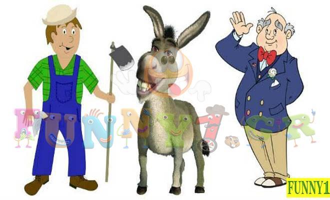 ΑΝΕΚΔΟΤΟ: Ο γάιδαρος, o κτηνοτρόφος και ο δήμαρχος…