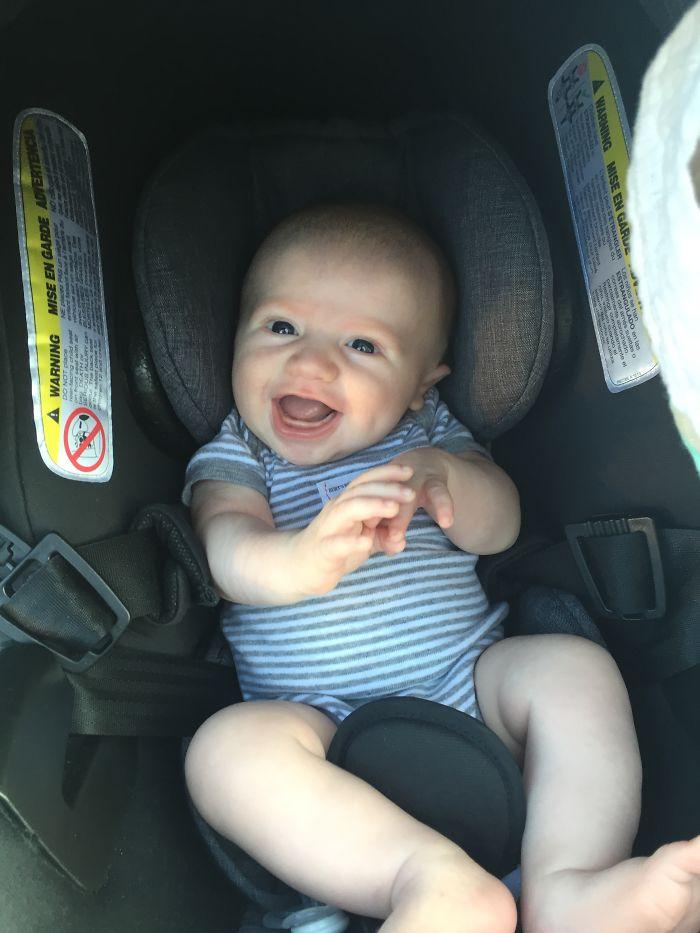 Αυτό είναι αναμφισβήτητα το πιο εκφραστικό μωρό στον κόσμο και οι φωτογραφίες του θα σας πείσουν